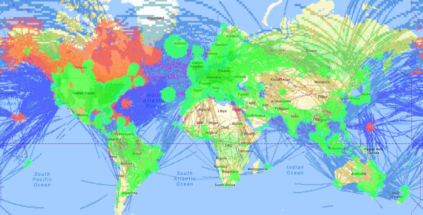 About RadarBox - AirNav RadarBox - Live Flight Tracker and
